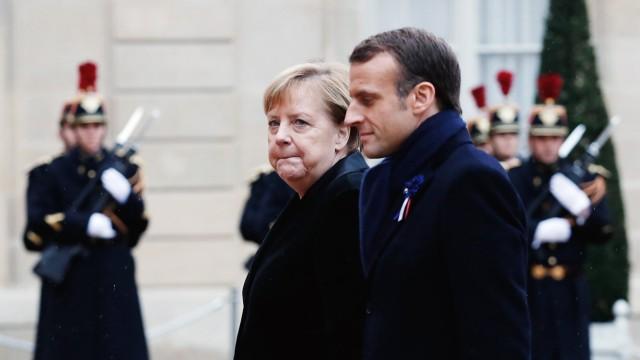 Politik Frankreich Deutsch-französisches Verhältnis