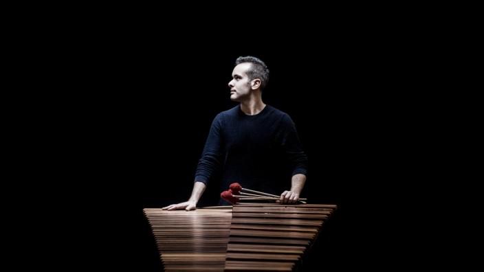 Simone Rubino Percussion Soloist