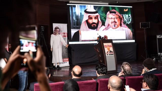Politik Saudi-Arabien Getöteter Journalist Khashoggi