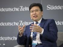 Sz Wirtschaftsgipfel 2018 Berlin Tag 2