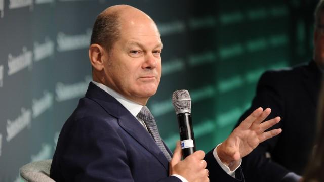 Wirtschafts- und Finanzpolitik SZ-Wirtschaftsgipfel