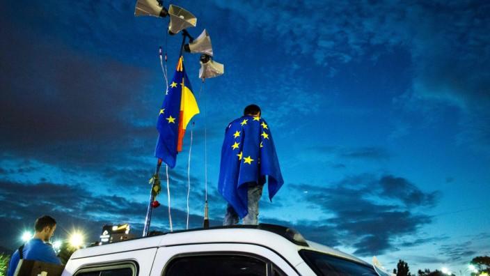 EU Rumänien Türkei Brexit