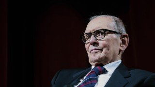 Journalismus Interview mit Ennio Morricone