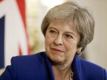 Theresa May, Brexit
