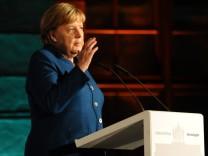 Merkel SZ-Wirtschaftsgipfel