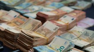 Kriminalität Geldwäsche