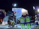 Ein Toter bei Auffahrunfall auf der Autobahn 6 (Vorschaubild)