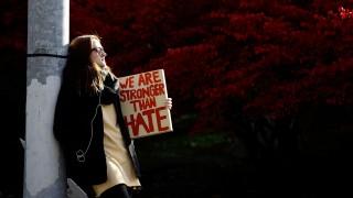"""Kriminalität """"Hate Crimes"""" in den USA"""