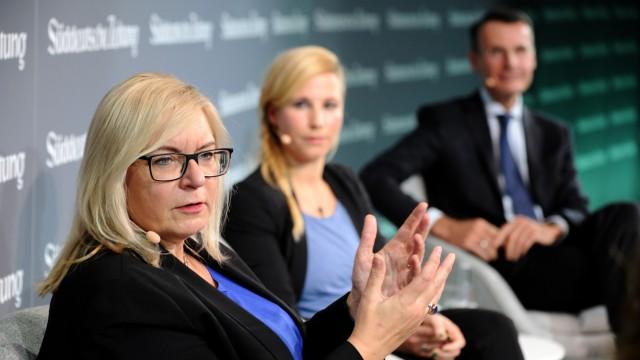 Frauen in Führungspositionen Frauen in Führungspositionen