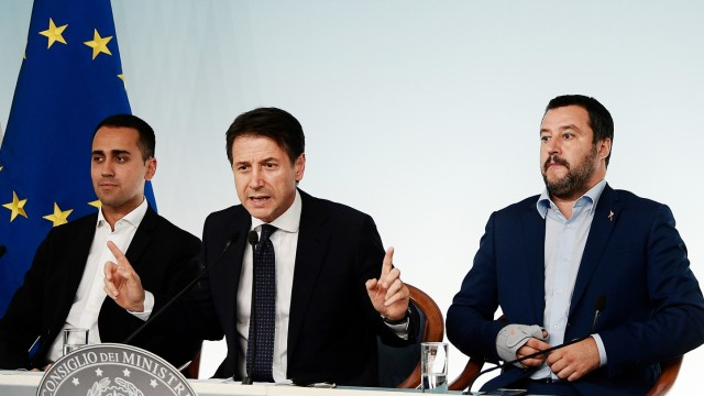 Politik Italien Italien