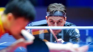Pictures of the day SPORT Table Tennis Team WM Halmstad Final Germany China 180506 Tyskland