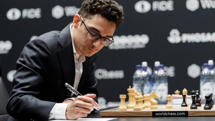 Schachweltmeisterschaft in London