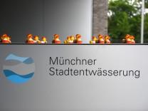 Zentrale Kanalbetriebsstation der Münchner Stadtentwässerung, 2018