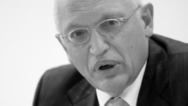 Günter Verheugen in Magdeburg