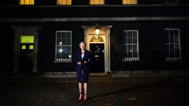 Brexit - Theresa May