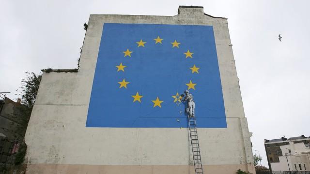 Außenansicht Brexit