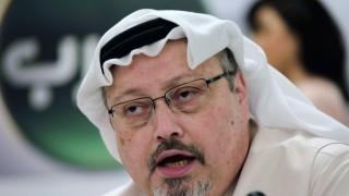 Jamal Khashoggi 2015 in Bahrain