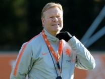 UEFA Nations League - Netherlands Training