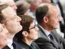 CDU-Regionalkonferenz in L¸beck