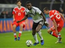 International Friendly - Germany v Russia