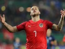 UEFA Nations League - League B - Group 3 - Austria v Bosnia & Herzegovina