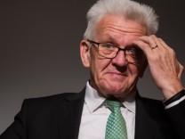 Grüner Ministerpräsident: Konservative Politik, wie Kretschmann sie will
