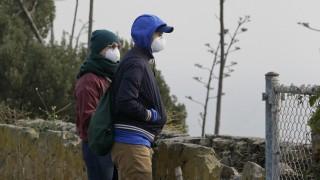 California Wildfires Health