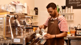 Cafés in München Patisserie Dukatz
