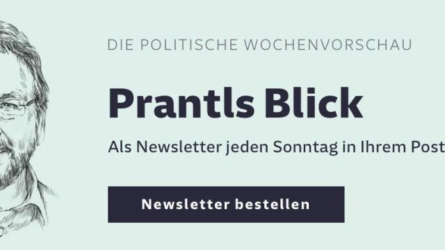 Newsletter Prantls Blick