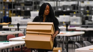 Deadline for counties to submit tallies in Florida midterms election recount