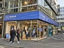 Facebook Pop Up Store Koeln