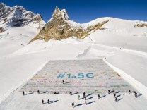 Weltrekord mit Klima-Botschaft in der Schweiz