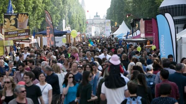 Streetlife Festival in München, 2018