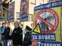 Netzausbaureise von Bundeswirtschaftsminister Altmaier