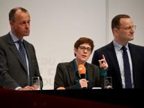 CDU-Regionalkonferenz in Lübeck