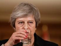 Brexit: May hat ein Hochrisikospiel begonnen