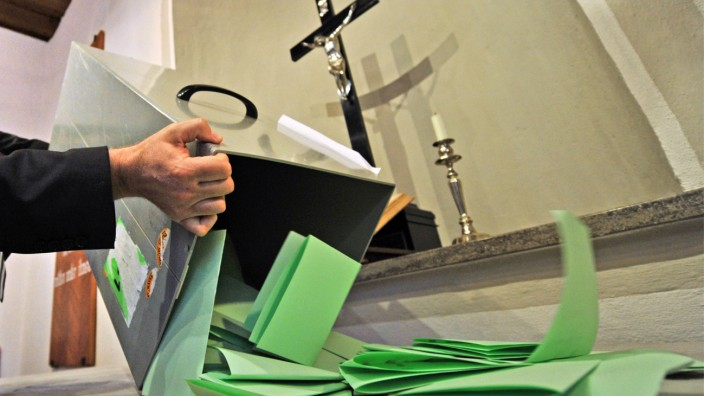 Katholiken wählen Pfarrgemeinderäte