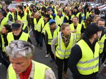 Proteste Frankreich