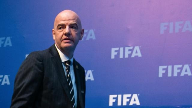 Sportpolitik Justiz-Affäre um Fifa-Chef