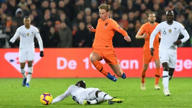 UEFA Nations League - League A - Group 1 - Netherlands v France