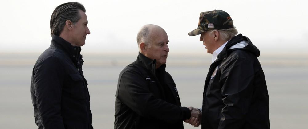 US-Präsident in Kalifornien