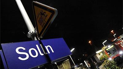 Solln Prügelattacke an Münchner S-Bahnhof