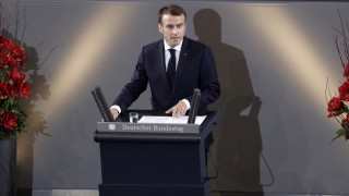 Politik Frankreich Emmanuel Macron