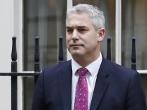Neuer Brexit-Minister Stephen Barclay