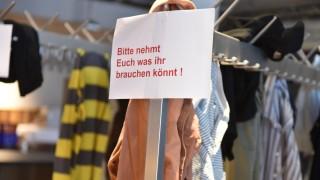 Politik in München Aktion