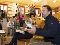Dreisprachige Lesung in der Stadtbuecherei Erding