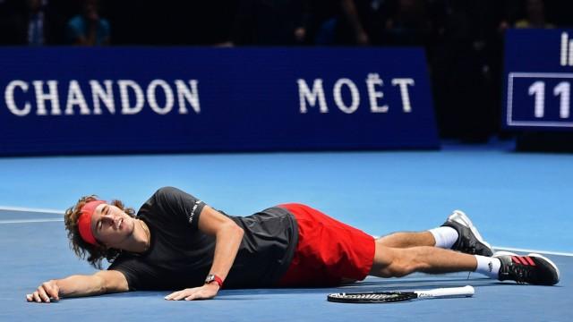Tennis ATP-Finals in London