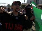 Proteste gegen Migranten in Mexiko (Vorschaubild)