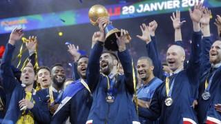 Frankreich gewinnt die Handball-Weltmeisterschaft 2017
