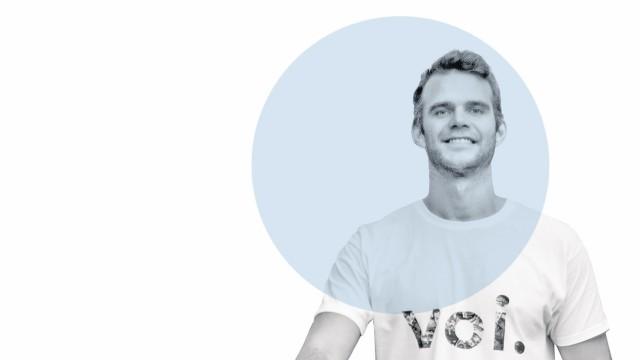 Fredrik Hjelm / CEO Tretroller